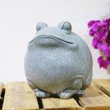 수공예 옥외 정원 훈장 난쟁이 개구리 동상