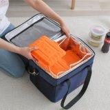 Sacchetto del pranzo isolato sacchetto pieghevole del dispositivo di raffreddamento per la casella di pranzo 10501