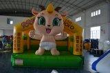 Opblaasbare het Springen van China Stuk speelgoed/Moonwalk die Kasteel Bouncy (t1-513) springen