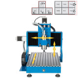 Hölzerner CNC-Stich, der Ausschnitt-Maschine mit Cer-Bescheinigungen schnitzt