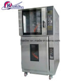 Máquinas de padaria pão mini forno eléctrico de equipamentos de Panificação FORNO DE CONVECÇÃO