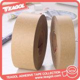 Легко оторвать водой коричневого цвета включается крафт-бумаги ленту для уплотнения коробки