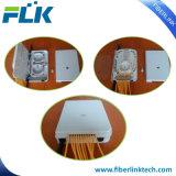 Rede FTTH FTTX piso de fibra óptica a junção da caixa de tomada de distribuição