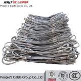 Acier galvanisé ou la corde de fils en acier inoxydable
