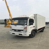 Ladung-LKW-heller LKW-Ladung-Kasten-LKW hergestellt in China