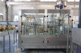 天然水の充填機の生産ライン