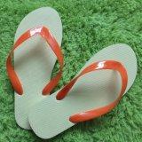 Напечатанное таможней изготовление тапочки Flops Flip высокого качества лета резиновый