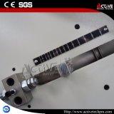 Máquina/línea dobles de la protuberancia del tubo del PVC