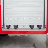 Porta do obturador de rolamento da impermeabilização da segurança dos acessórios do carro de bombeiros