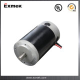 Stair Lift를 위한 100mm 48V 3100rpm 2.1nm Electric DC Brush Motor