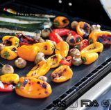 Insiemi di strumento caldi della stuoia dell'alimento della griglia del BBQ di Ecorfriendly PTFE di vendita