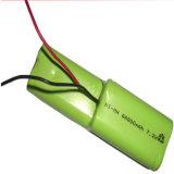 Custom Ni-MH AA / 5 7,2 V 800mAh Batterie