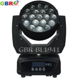 Gbr-Bl1941 19X15W LED Summen-beweglicher Kopf DJ beleuchten