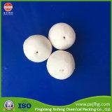 Bolas de cerámica porosa para filtrar el agua y apoyar a los medios de comunicación