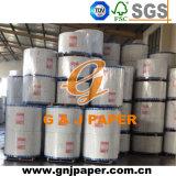Tarjeta de papel triple de la parte posterior de calidad superior del blanco para la venta al por mayor