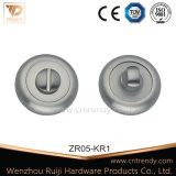 문 부속품 아연 합금 장식판 실린더 근엽 (ZR05-CL)