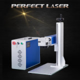 De Laser die van de Vezel van de Kleur van de maaltijd Machine merken