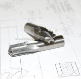 Оригинального дизайна индивидуальные твердых расширитель из карбида вольфрама и сверла для пригонки и бурение специальный материал/углерода/Titianium/алюминия