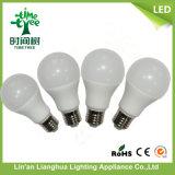 Tampa de plástico de LED de alumínio60 85-265V 5W para lâmpada LED SKD Partes