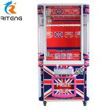 De mini Automaat van het Stuk speelgoed van de Kraan van de Pluche van het Suikergoed/Machine Grabber