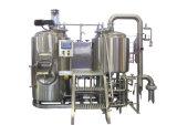 fabbrica di birra dell'imbarcazione 7bbl 2 con grano Hydrator