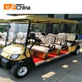 Cer genehmigte das 8 Passagier-elektrische Golf-Karre für Verkauf