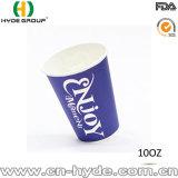Taza de café de papel de 8 onzas a la taza caliente de Go/Paper