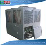 calefator de água 40kw e refrigerador refrigerando da bomba de calor