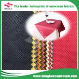 Materiale non tessuto economizzatore d'energia per la tessile domestica con Luminoso-Colorato