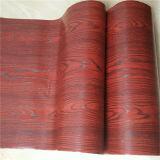 Зерно из красного дерева гроб декоративной фольги