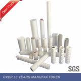 Il commercio all'ingrosso pieghettato/stringa ferireisce 40 la cartuccia di filtro dal filato del micron pp di pollice 5 per la custodia di filtro di obbligazione