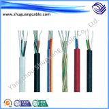 (KVV22) Изолированный PVC и обшил бронированный кабель системы управления