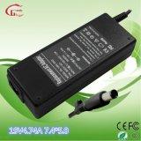Переходника заряжателя батареи компьтер-книжки AC тавра 90W 19V 4.74A 7.4X5.0mm для павильона DV5 DV6 DV7 HP