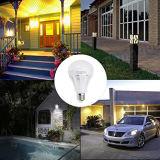 E27 5W 7W 9W SMD5730 Blanc pur Contrôle de la lumière du capteur radar Ampoule de LED