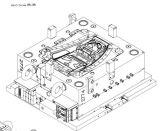 Конструкция пресс-формы для пластмассовых инструмент ЭБУ системы впрыска