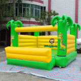 Conception d'usine OEM disponible Small Inflatable Bounce Baby bouncer