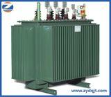 11kv 22kv 35kv 1000kVAの三相オイルによって浸される電源変圧器