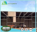 Lightweigh 모양 보유 또는 구조 저택 고층 건물을%s 외부 EPS 샌드위치 벽면