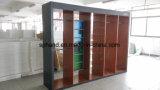 5 шкаф совмещенный блоками функциональный длинний для одежды/ботинок/вспомогательного оборудования