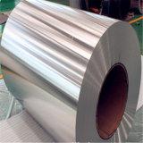6061/6063 Warmgewalste Geanodiseerde Opgepoetste Rol van het Aluminium
