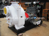 T-8 Non-block自動プライミング遠心下水の水ポンプ