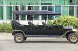 Guangzhou exaltado quatro Wheeler vidros dos passageiros passeios carrinho de golfe