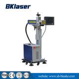 Marca Online arvorando máquina de marcação a laser para Pacote Alimentar