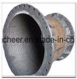 Sobreposição de carboneto de crómio (DCC) Tubo de aço para a metalurgia