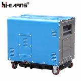 5kw Super Silencioso generador diésel tipo de uso doméstico (DG6500SE-N)
