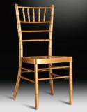 ホテルおよび宴会場のための中国のスタック可能Tiffany Chiavariの椅子の結婚式の椅子
