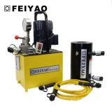 (Fy-RAR) de Dubbelwerkende Hydraulische Cilinder van het Aluminium
