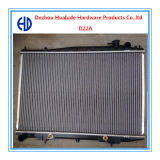 고품질 D22A를 위한 알루미늄에 의하여 놋쇠로 만들어지는 용접 차 방열기