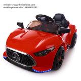 El material plástico de la venta caliente embroma el coche eléctrico del juguete