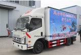 Foton 이동할 수 있는 단계 차량 6 톤 LED 단계 트럭 35m2